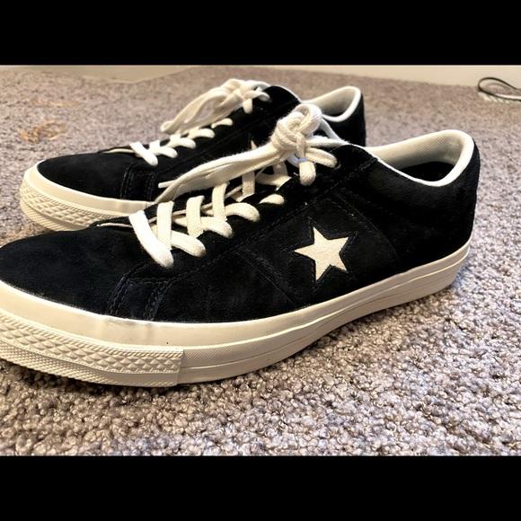Custom Converse mens shoe